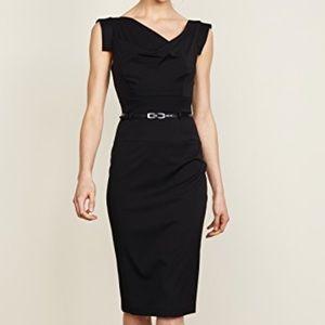 Black Halo Jackie O Dress 8